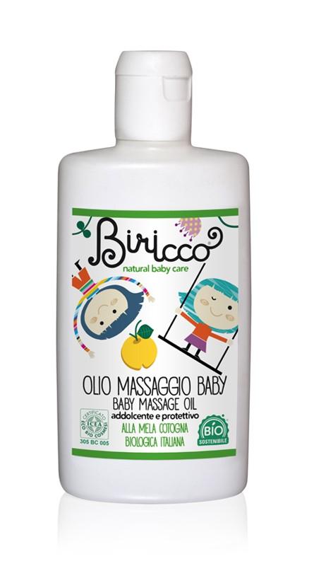 Olio massaggio Baby